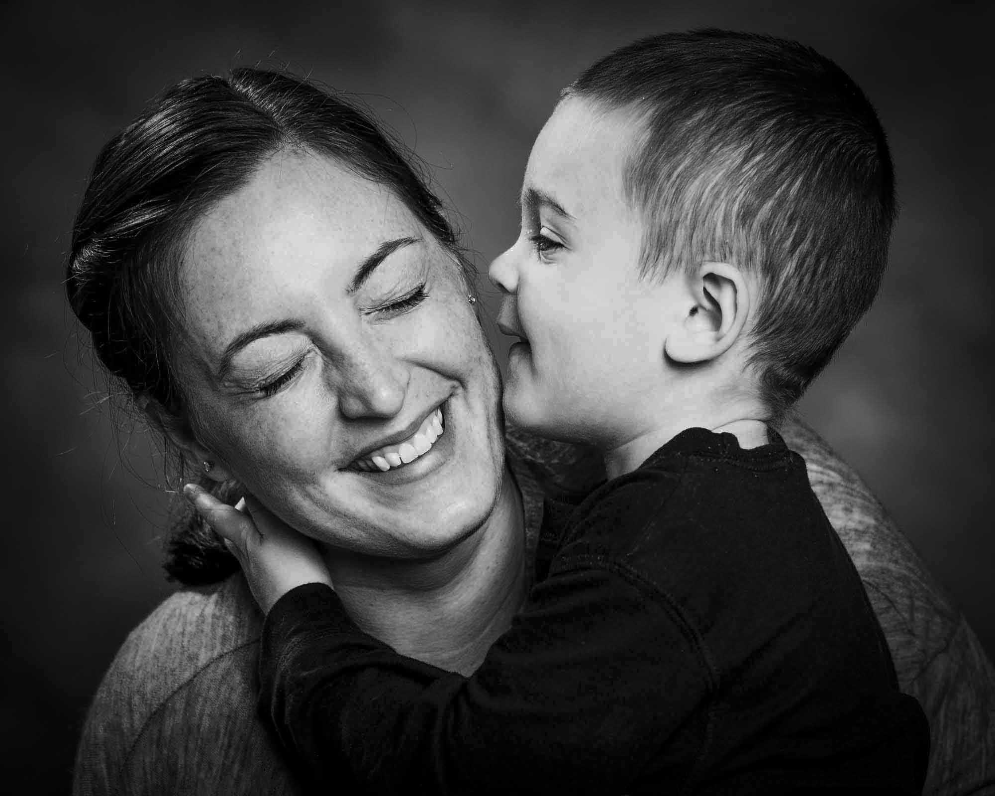 Commercial Portrait Photography: Flashes of Hope-Philadelphia: Zave Smith