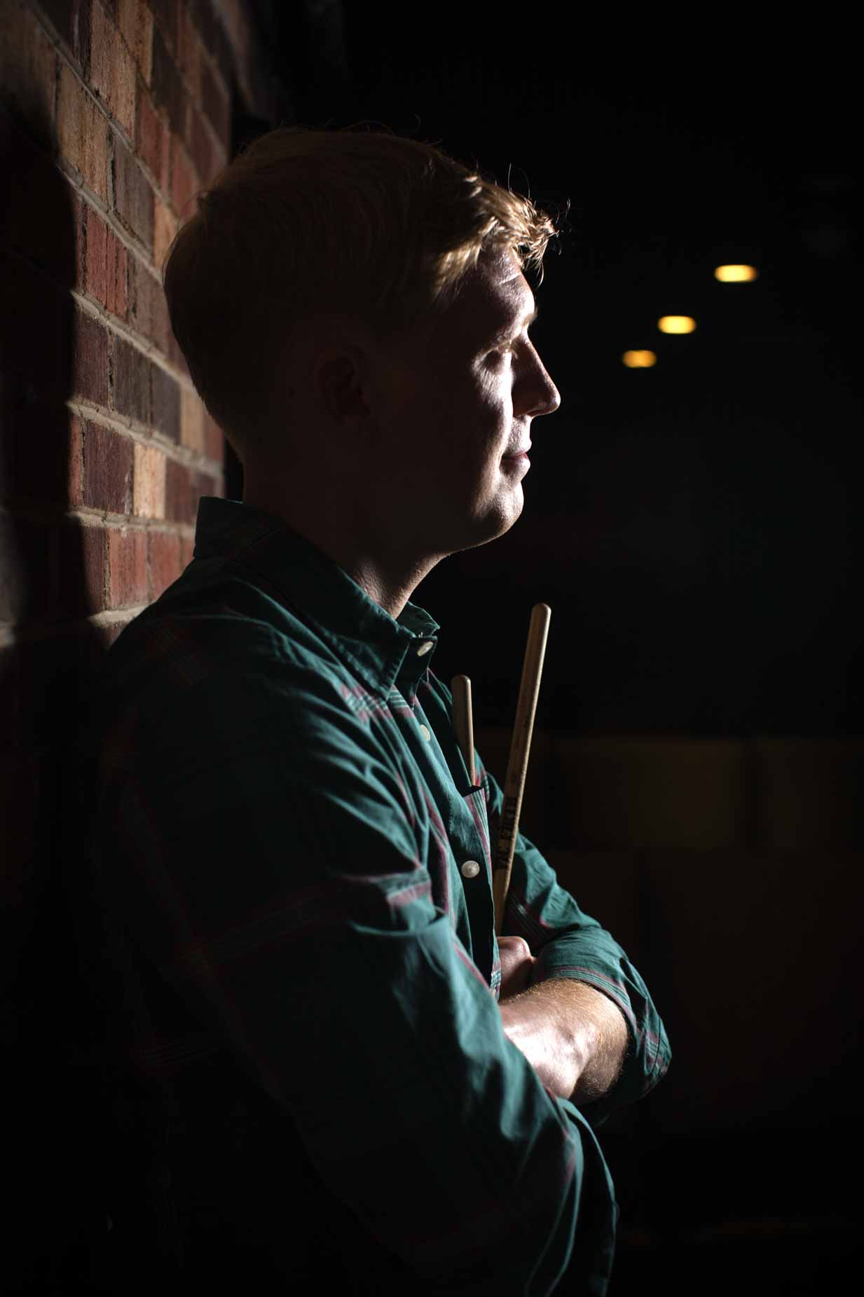 Musician Portraits: Philadelphia Creative Portrait Photographer: Zave Smith